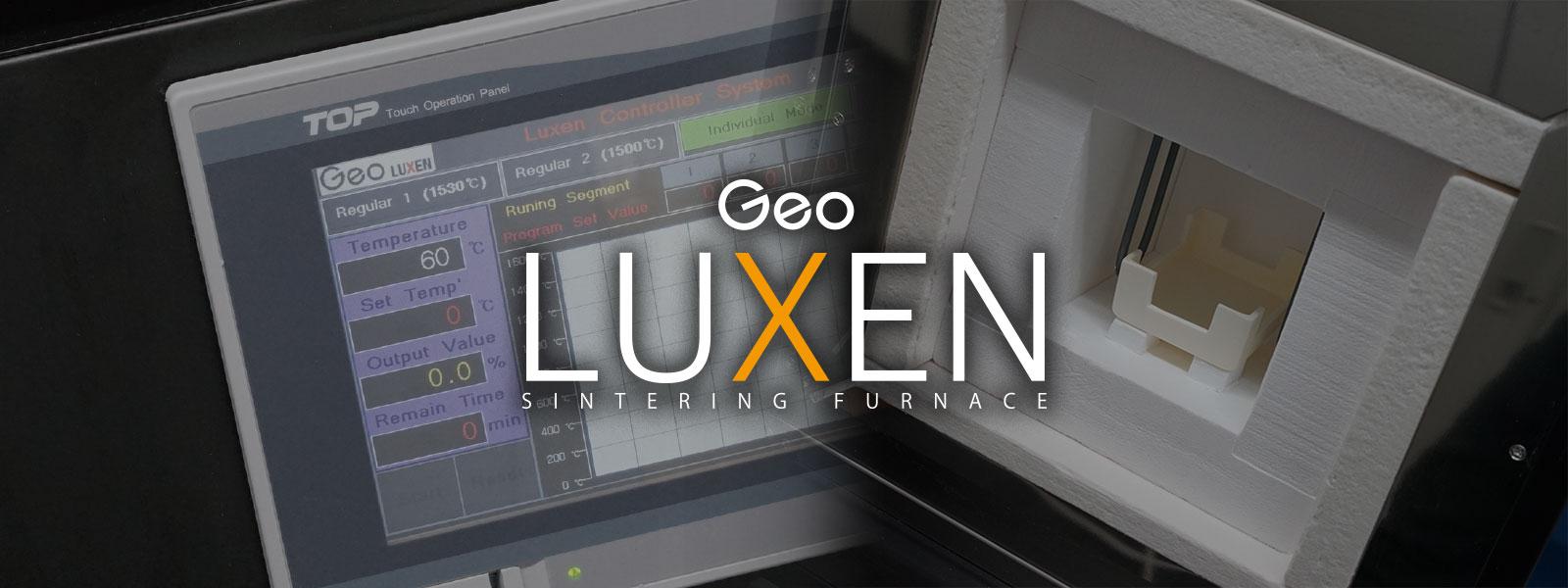 Geo Luxen Sintering Furnace